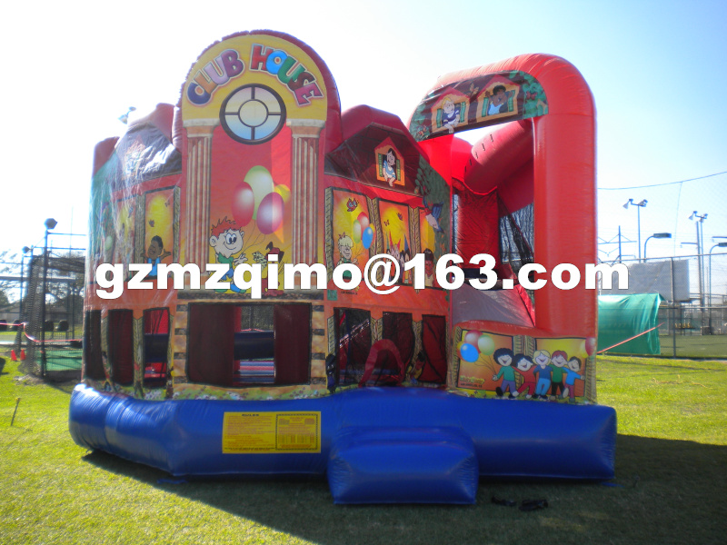 FREE SHIPPING BY SEA Commercial PVC Inflatable Bouncer Inflatable Slide Bouncy Castle Combo For Rental giant super dual slide combo bounce house bouncy castle nylon inflatable castle jumper bouncer for home used