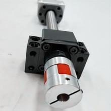 Jedes 2 stücke kugelgewindetriebe RM1605-250/300/1150/1550/1550mm + 36 stücke SBR20UU + 1 stück nema23k12-100mm (6:1) 4jaw deviding köpfe
