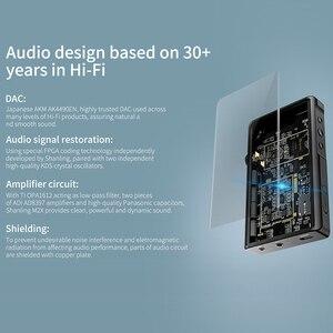 Image 5 - SHANLING M2X Hi Res AK4490 DAC USB DSD Wifi Bluetooth HIFI Music MP3 Player PCM 32/384 Touch Screen Type C