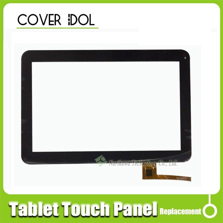 """10,"""" дюймов FPC-TP101008(M109)-04 сенсорный экран панель дигитайзер стекло сенсор Замена"""