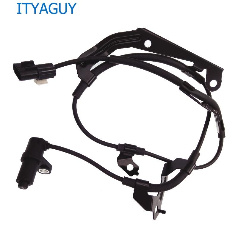 Rear Pair ABS Wheel Speed Sensor MN102578 MN102577 for Mitsubishi L200 Triton Pa