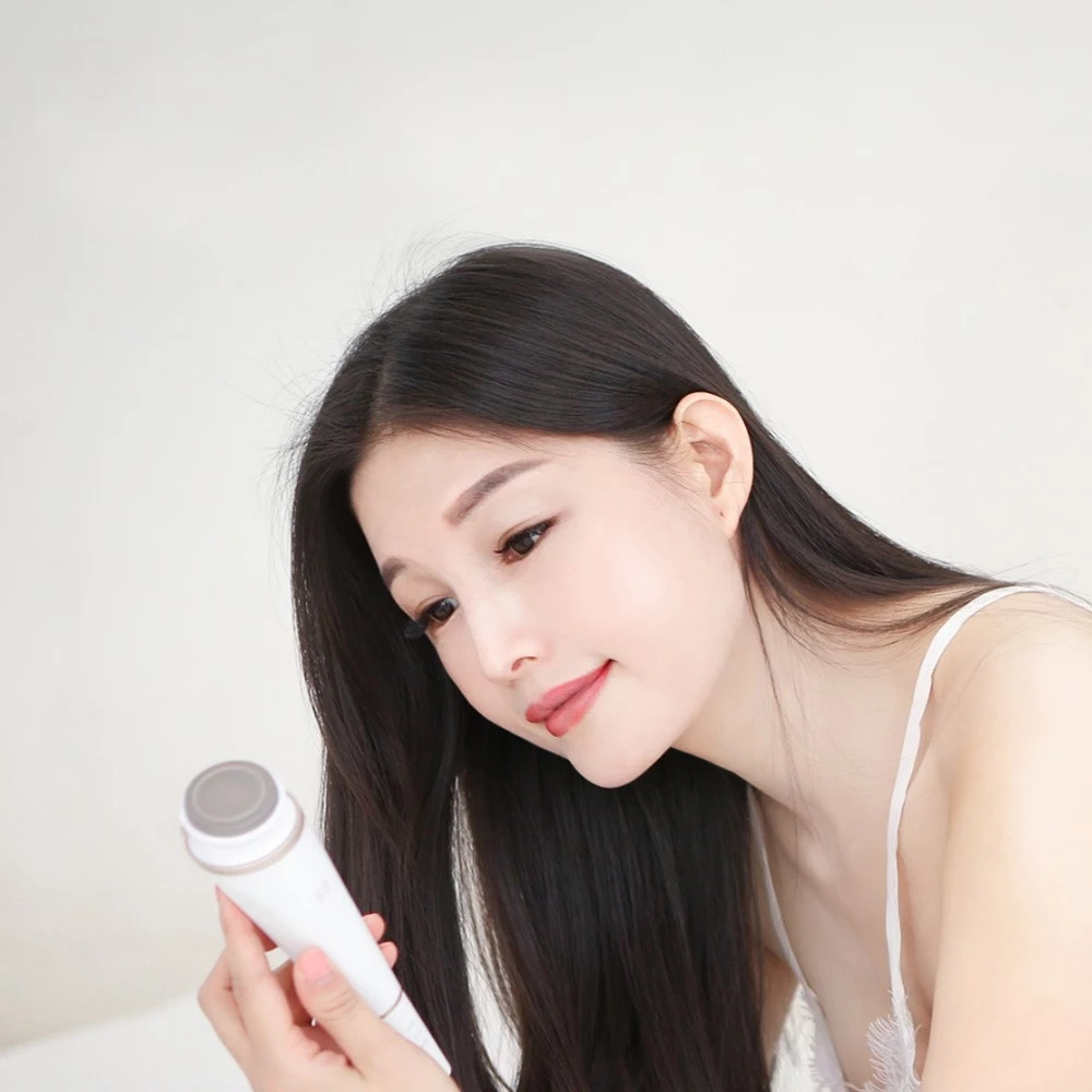 Xiaomi InFace Electronic Sonic Beauty Facial Instrument Deep Cleansing Face Skin Care Massager for Clean Oil Dirt Girl Best Gift (2)