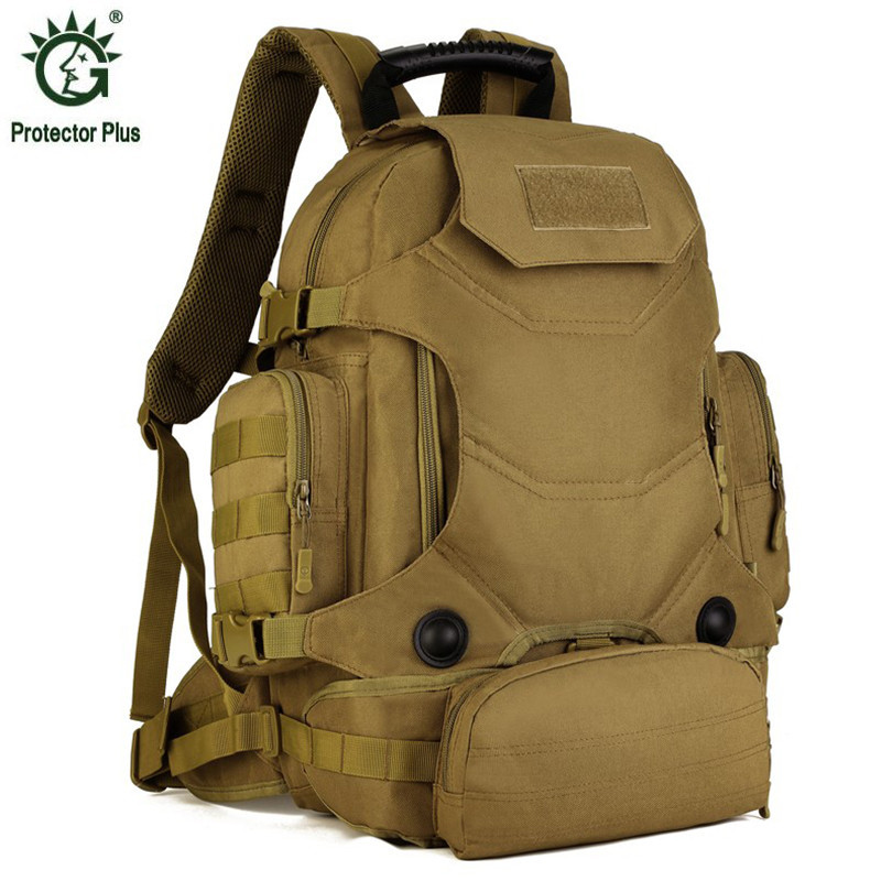 Men's Military Backpack High Quality Waterproof Nylon Women Laptop Back Bag Camouflage Multifunction Men Travel Rucksack 2017 men military backpack bag male waterproof nylon camouflage laptop bags men s multifunction casual travel rucksack black army bag