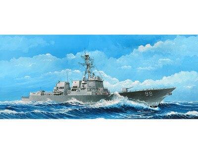 Trumpeter model 04527 1/350 USS Momsen DDG-92 plastic model kit