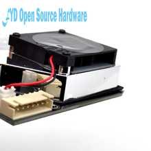 1set Laser PM2.5 sensor SDS011 particle sensor dust sensor