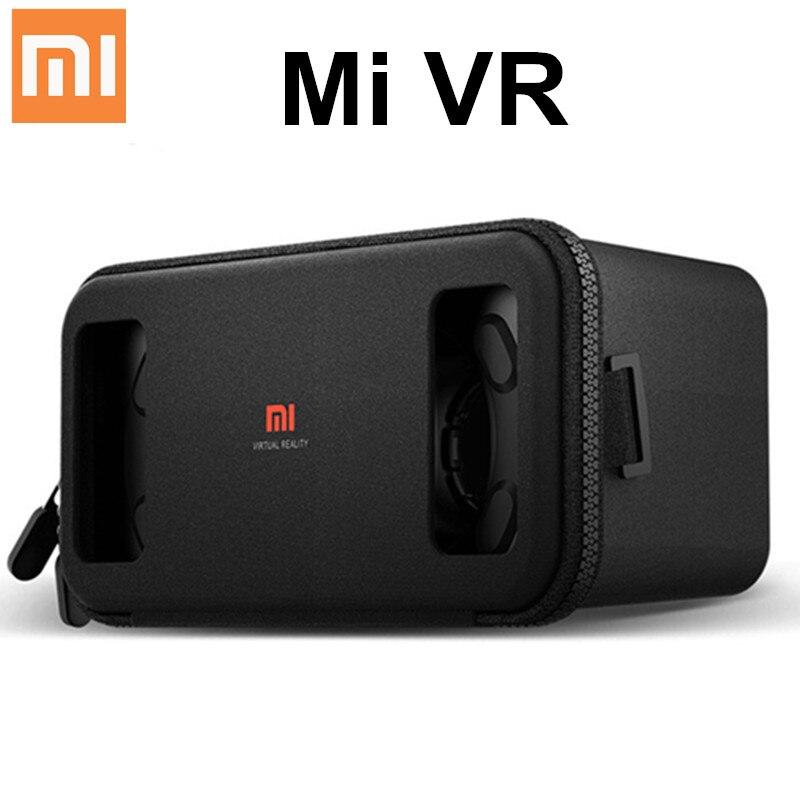 <font><b>Original</b></font> <font><b>Xiaomi</b></font> <font><b>VR</b></font> Box 3D <font><b>Virtual</b></font> <font><b>Reality</b></font> <font><b>Glasses</b></font> Cardboard MI <font><b>VR</b></font> Headset Mi <font><b>VR</b></font> Play <font><b>For</b></font> 4.7-5.7 Inches Smartphone 3d <font><b>VR</b></font> <font><b>Glasses</b></font>