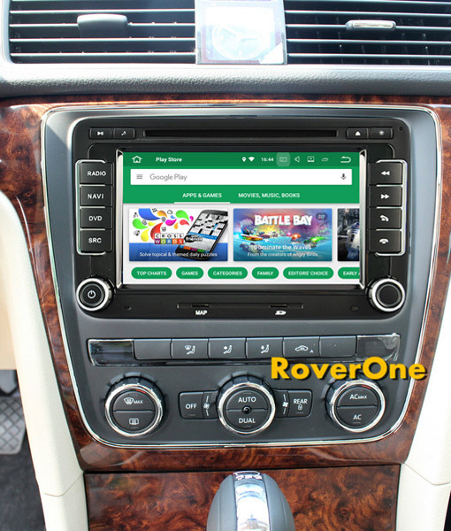 For Volkswagen For Vw Passat Nms B6 B7 Cc Android 8 0 Autoradio