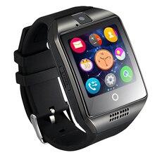 """Mode Männer Frauen Smart Uhr Für Android und IOS Unterstützung Max Tf-karte 32 GB Sim Bluetooth Smartwatch 1,54 """"HD OGS Handgelenk Armband"""