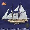 NEW  Assembly Model kits Classical wooden sailing boat model Halcon1840 scale wooden model