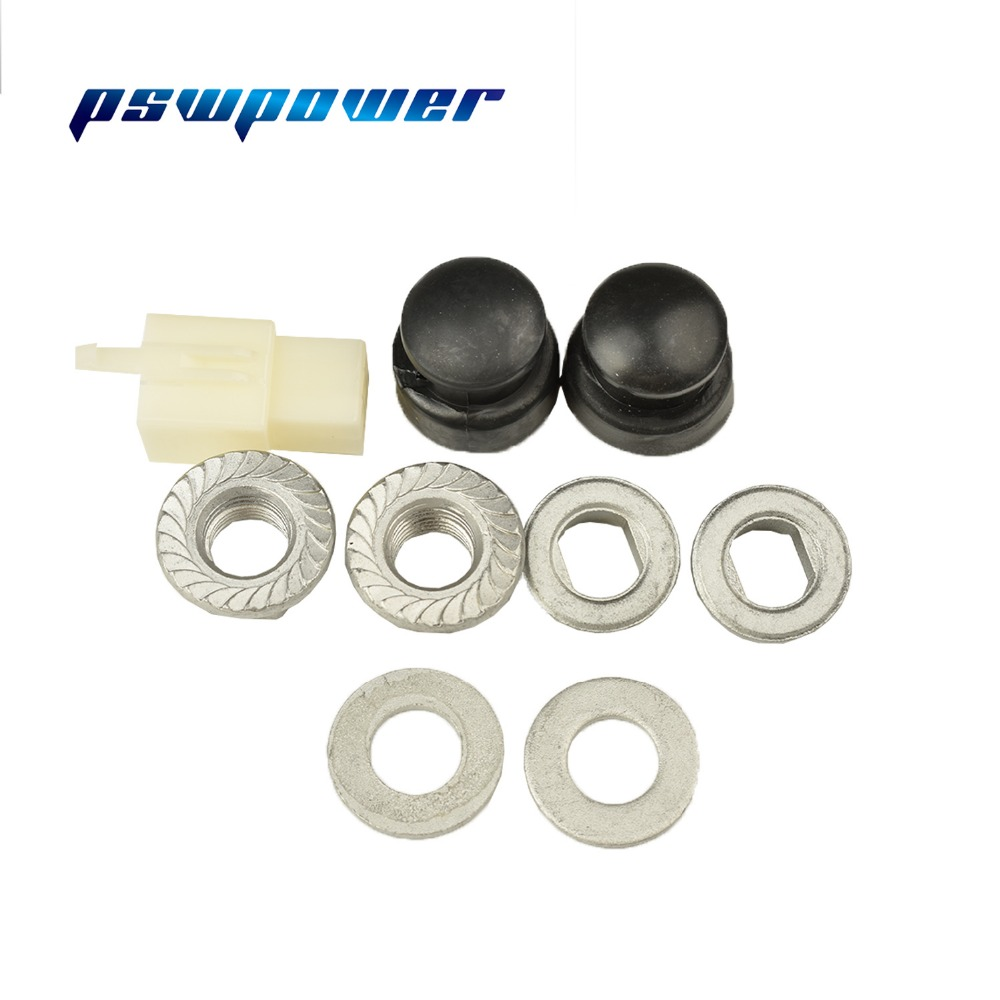 Electric Bicycle Hub Motor Axle Fixing Washer 10*14mm 4mm thickness Hub Motor