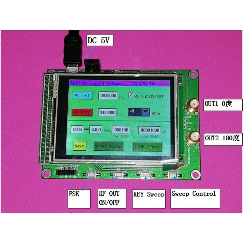 Stm32 Spectrum Analyzer