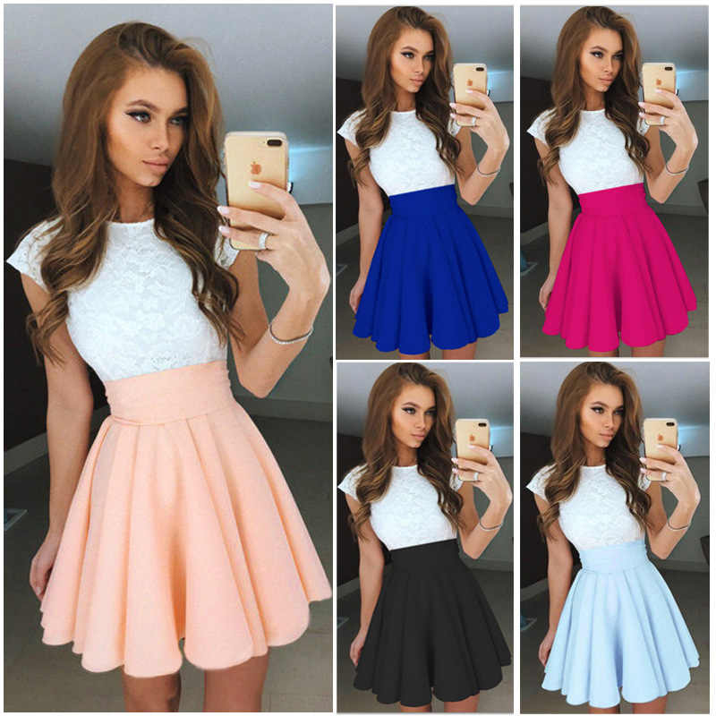 229d6c67aa9bb Detail Feedback Questions about Summer Casual Stylish Elegant A Line ...