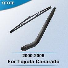 Yitote limpador traseiro & braço para toyota canarado 2000 2001 2002 2003 2004 2005