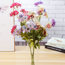 Klonca Natural Fresh Silk Flower 50cm Fake Daisy Artificial Gift Home Shop Wedding Decoration