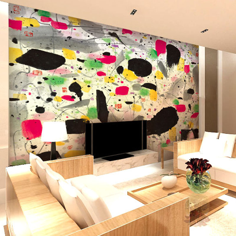Custom large 3D wallpaper for wall 3d mural wallpaper TV backdrop sofa painting wall Chinese style wallpaper for living room custom baby wallpaper snow white and the seven dwarfs bedroom for the children s room mural backdrop stereoscopic 3d