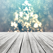 Laeacco Light Bokeh Wooden Board Portrait Scenic Baby Photography Backgrounds Customized Photographic Backdrops For Photo Studio стоимость