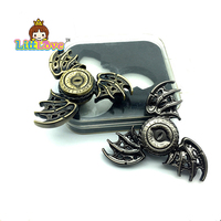 2017 Hot Metal Tri Spiner Dragon EDC Fidget Toy Game Of Thrones Hand Spinner Metal Finger