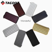 2017 New Geometry Women Wallets Brand Design High Quality Silicone Wallet Female Hasp Fashion Dollar Price