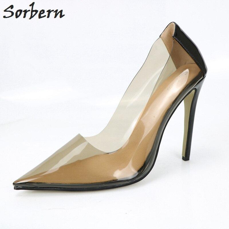 Mature black women in heels
