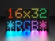 Бесплатная доставка Leeman 16 x 32 P6 RGB — бесплатный образец SMD p3 крытый RGB из светодиодов дисплей модуль, 64 x 32 из светодиодов матричные p2 p3 p4 p5