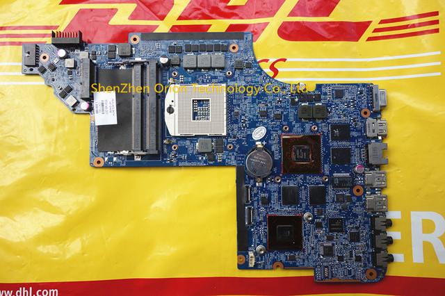Para hp DV6 dv6-6000 DV6T Serise Motherboard 659148-001 com Gráficos HD6770 1 GB Bom pacote