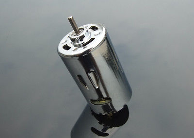 12V-24V 12000RPM Large Torque Magnetic <font><b>RS</b></font>-<font><b>555</b></font> Motor for DIY Drill Car Boat Model image