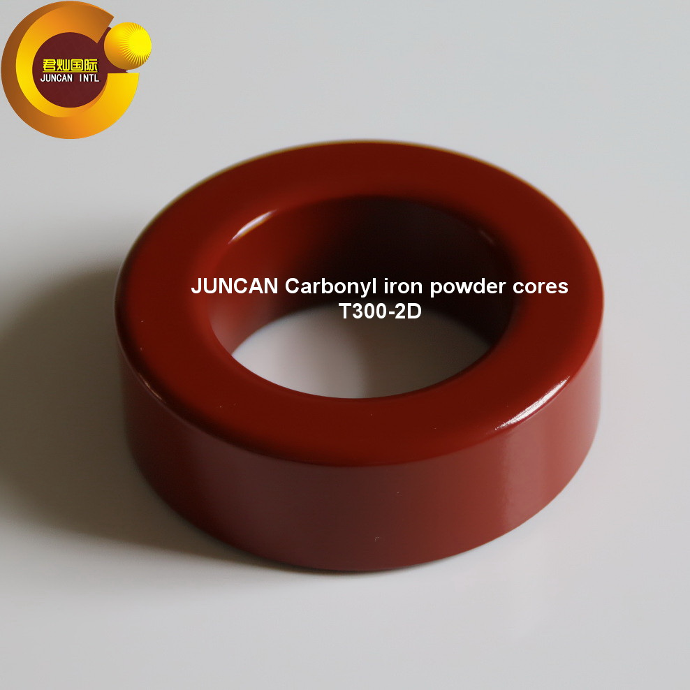 T300-2D   high frequency of carbonyl iron powder coresT300-2D   high frequency of carbonyl iron powder cores