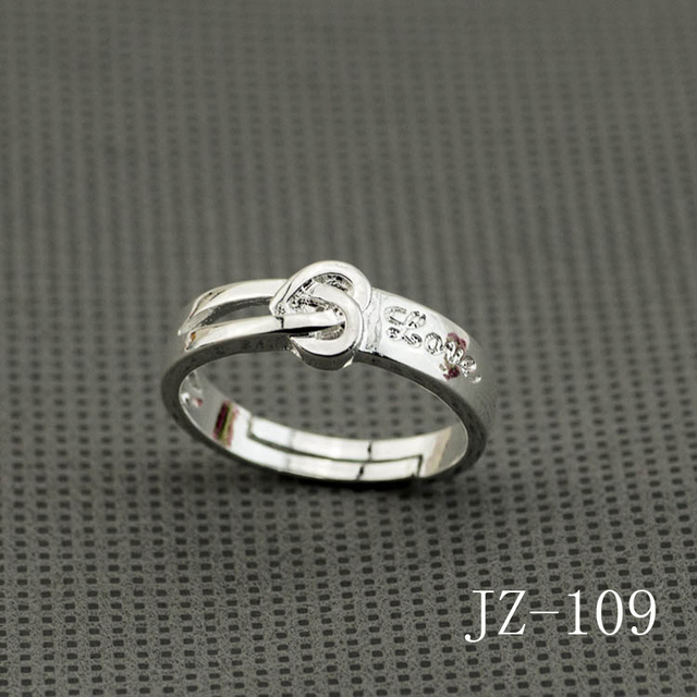 41f47d4d8 Free shipping jewelry Women love letter ring LOVE words and silver ring The  engagement ring Valentine's day gifts