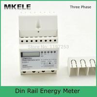 صغيرة ثلاث مراحل MK-LEM022SJ البسيطة الدين electronice الطاقة متر