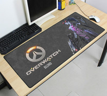 Overwatch Widowmaker 900x400x3MM Large Gaming Mouse Pad Keyboard Mat