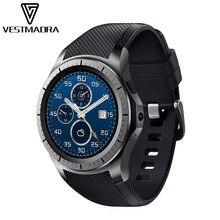 2017 Nuevo Reloj Inteligente GW10 Soporte Bluetooth WiFi 2G/3G Android 5.1 Gimnasio Rastreador Heart Rate PK para Samsung Gear Smartwatch S3