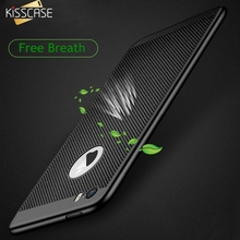 Фотография KISSCASE Heat Dissipation Phone Case For iPhone 5 5s se Full Cover For iPhone 7 6s 6 Plus Cases Hard Back PC Protect Shell Coque