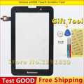 100% Brand New Replacement tablet Glass Panel For Lenovo A5000 A5000E A3000 A3000-H touch screen With for free 207010100012 A.1