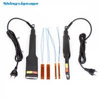 AC 110v 220v Acrylic Letter Shape Bending Tool Acrylic Bender 1 Pair Repair Heater Free Shipping