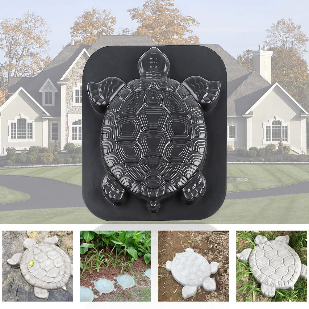 Butterfly/Tortoise Shaped Stepping Stone Mold Paving Floor Mould Plastic Floor for Lawn Park Garden Beaches Turtle Path MoldsButterfly/Tortoise Shaped Stepping Stone Mold Paving Floor Mould Plastic Floor for Lawn Park Garden Beaches Turtle Path Molds