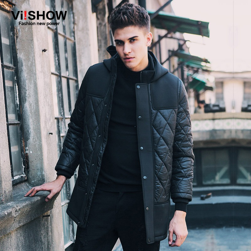 New 2016 Brand Winter Jacket Men Warm Down Jacket Casual Parka Men padded Winter Jacket Casual Handsome Winter Coat Men black 2017 new parkas female winter coat jacket thick cotton down hooded coats turtleneck padded jackets womens outwear women