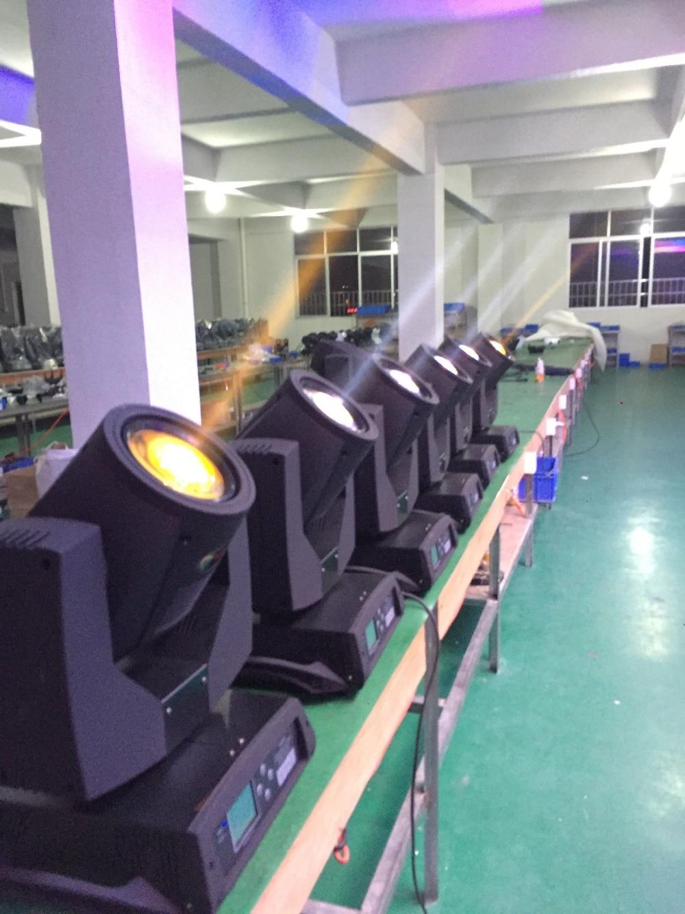 Fast shipping good quality beam 7r moving head 230W clay paky sharpy beam light touch screen dj equipment стоимость