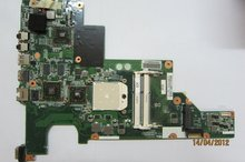 non-integrated 646981-001 motherboard for CQ43 431 435 CQ436 tested good