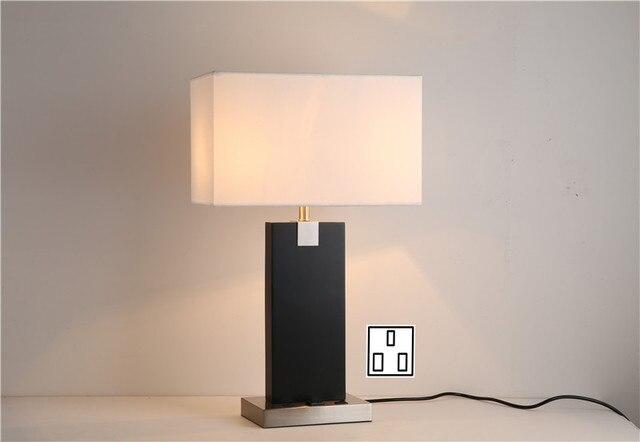 Tavoli Per Camere Da Letto : Lobolovelife legno lampada da tavolo per camera da letto e lampada