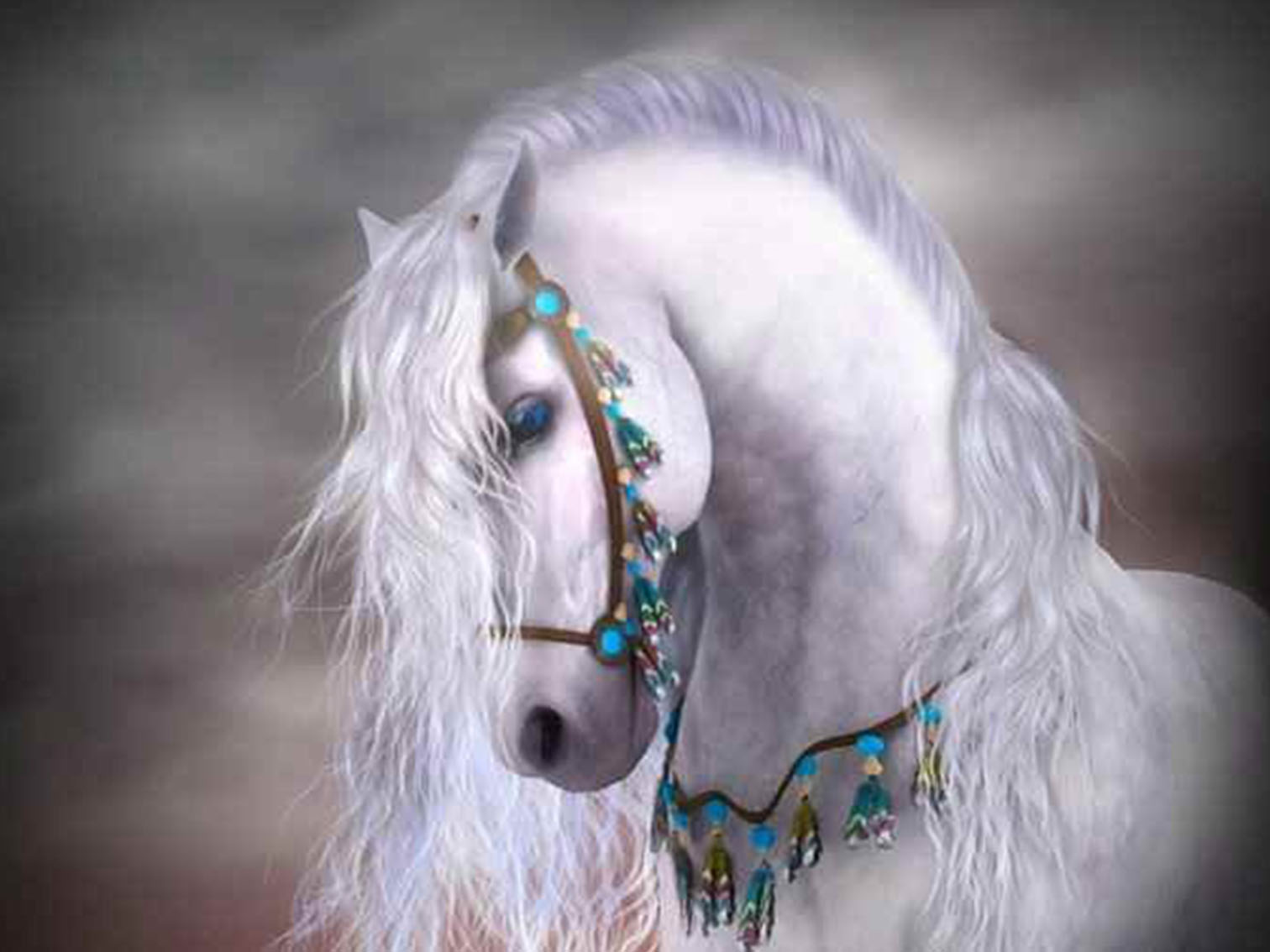 Fantasy decorative painting! 5D diy diamond embroidery painting white horse, kits for diamond mosaic crafts picture cross stitch
