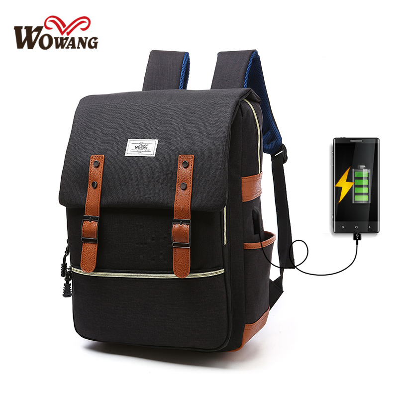 Travel Fashion Waterproof Men Backpack Student School Bag Women And Men USB Charging Backpack College Wind Outdoor Backpack new fashion men women backpack casual mochila for teenager college student school bags waterproof multifunction travel bag