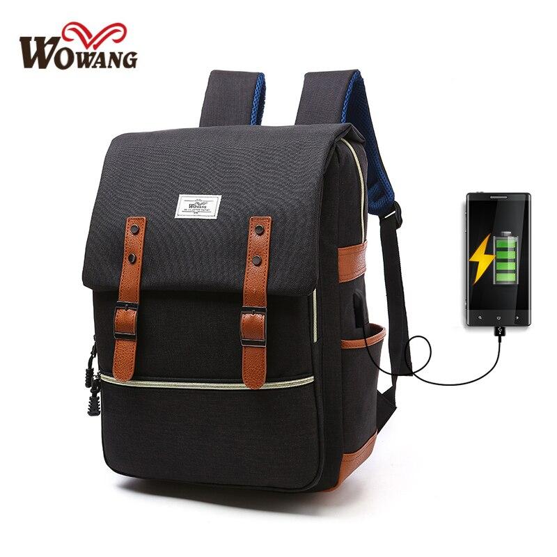 Travel Fashion Waterproof Men Backpack Student School Bag Women And Men USB Charging Backpack College Wind Backpack compact fashion waterproof men backpack