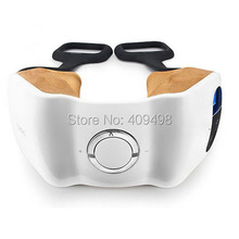 Брэо iNeck2 бытовой белый аккумуляторная массажер для шеи