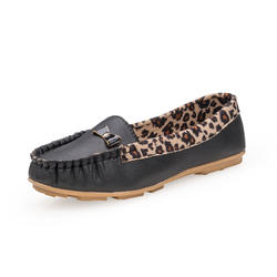 Moomphya/Женская обувь ярких цветов; милая женская обувь без застежки на низком каблуке; сезон весна-осень; водонепроницаемые мокасины; балетки