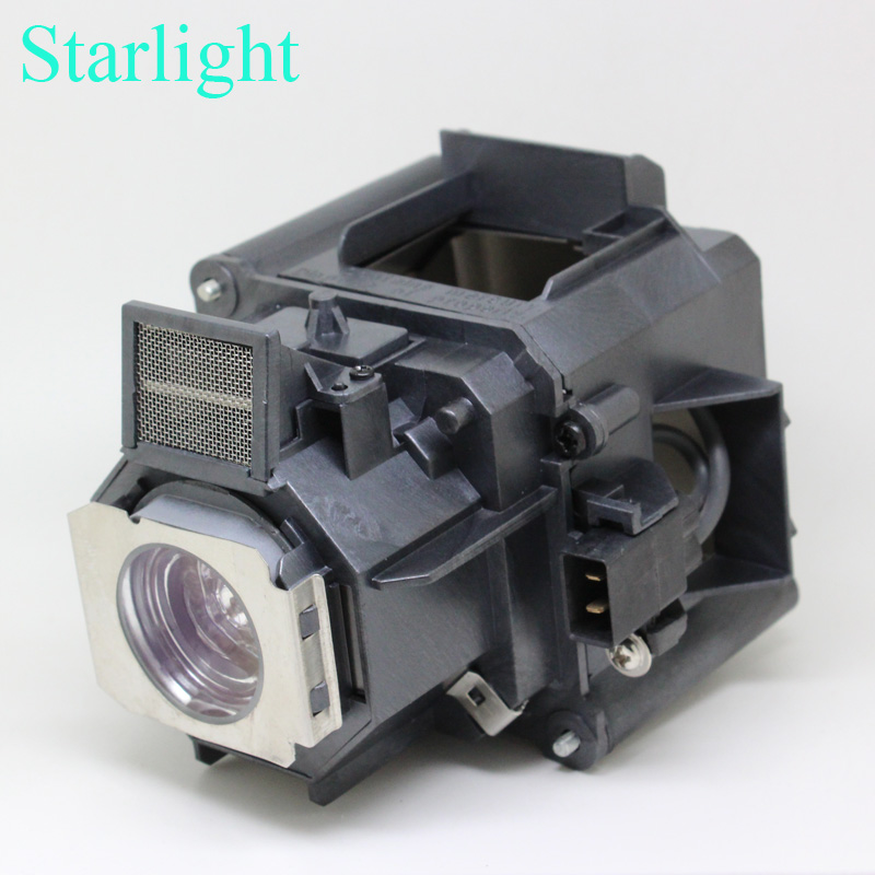 V13H010L62 ELPLP62 for Epson EB-G5450WU EB-G5500 EB-G5600 H346A H351A PowerLite 4100 compatible projector bulb lamp with housing