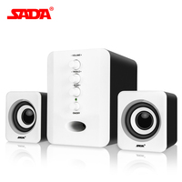 Wired 2 1 Combination Speaker Suitable Desktop Laptop USB Brand PC Computer Speakers Notebook Computer Speaker