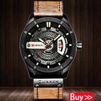 Военная для мужчин в 2018 униформа спорт кварцевые часы Уиллис часы для мужчин роскошные брендовые кожаные водонепроница