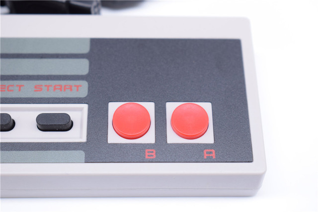 Mini TV Handheld Game Console Video Game Console For Nes Games with 500 Different Built-in Games PAL&NTSC