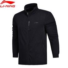 Li Ning Men FZ Knit Top Training Sweater Slim Fit Comfort font b Fitness b font