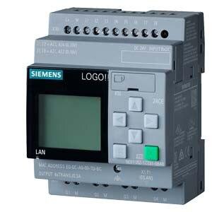 все цены на Original LOGO! Logic Module 6ED1052-1CC01-0BA8 LOGO! 24CE PLC Module,8DI (4AI)/4DO, 6ED10521CC010BA8, NEW 6ED1052 1CC01 0BA8